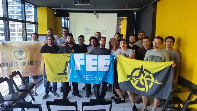 """Right-wing"" wave invades Brazilian universities"