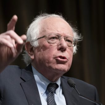 Why women of color booed Bernie Sanders at a recent speech