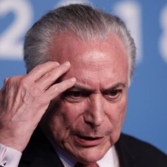 Court rules that Michel Temer must return to prison