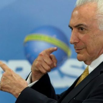 Former president Temer is released from jail