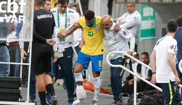 Neymar ruled out of the 2019 Copa America