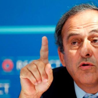 Michel Platini arrested on corruption charges