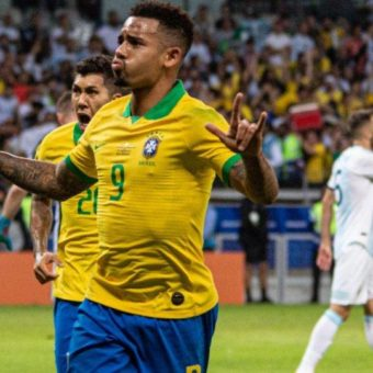 Brazil beats Argentina and advances to Copa America final