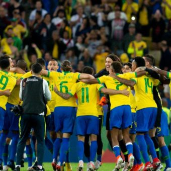 Brazil wins Copa America for the ninth time after a twelve-year hiatus