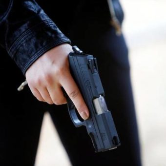 Most Brazilians reject gun ownership decree