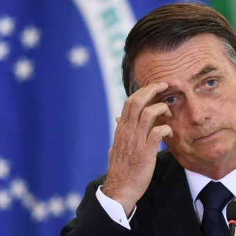 Cell phones used by Bolsonaro were also targeted by hackers arrested by Federal Police