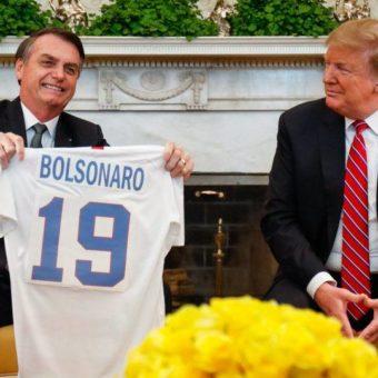 US designates Brazil as 'major' non-NATO military ally