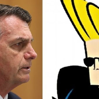 Bolsonaro compares himself to cartoon character: 'I, Johnny Bravo Jair Bolsonaro, have won'