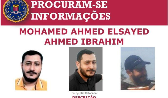 FBI searches for suspected Al Qaeda member in Brazil