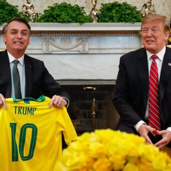 On his third trip to the US, Bolsonaro will have a busy schedule