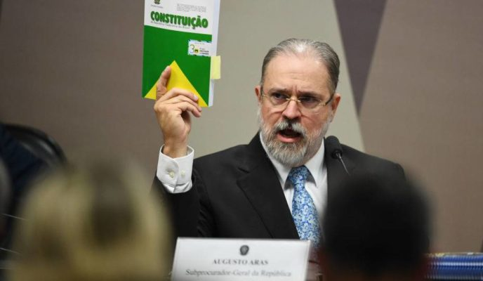Approved by Senate, Augusto Aras's name has already been listed in the Federal Register
