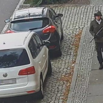 Anti-Semitic attack in Germany kills two