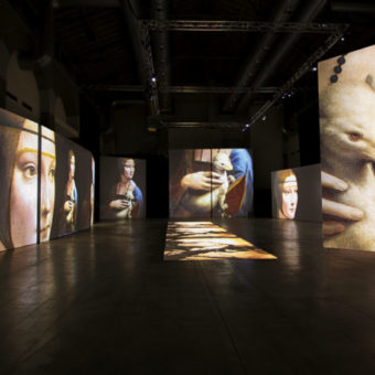 Most complete exhibition ever on Da Vinci to come to Brazil