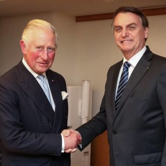 Bolsonaro says prince Charles is 'mistaken' about the Amazon
