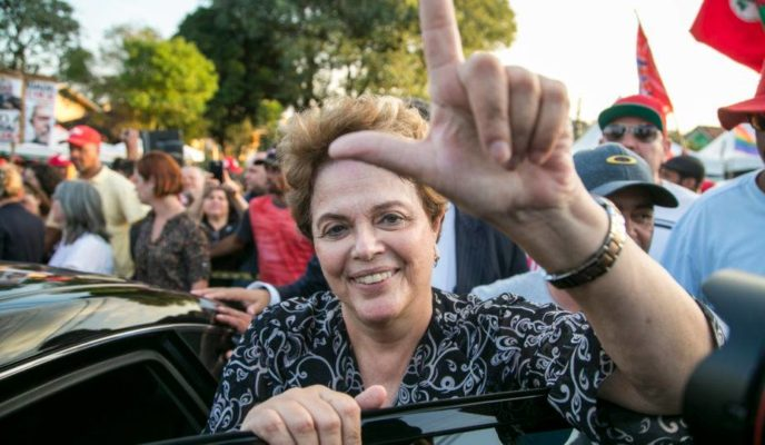 Dilma's arrest warrant overturned by Supreme Court justice