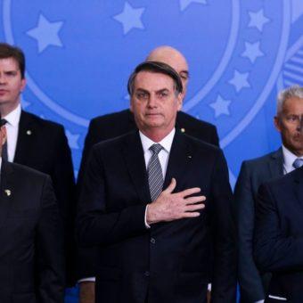 Bolsonaro vetoes Mourão and Ernesto Araújo at Argentinian president's inauguration