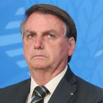 """We are not artificially increasing the price of the dollar,"" says Bolsonaro"