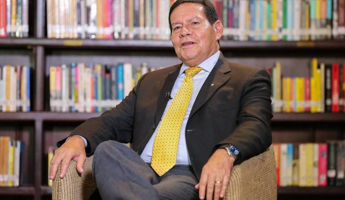 Mourão represents Brazil at Fernández's inauguration