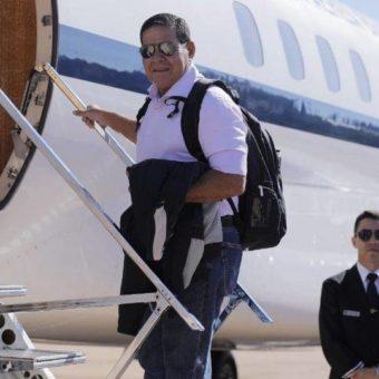 Mourão goes to Antarctica to reopen Comandante Ferraz station