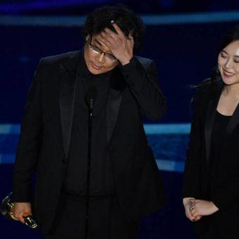 Oscars 2020: South Korean movie makes history