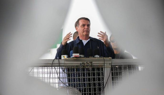 Bolsonaro authorized deployment of Armed Forces in Ceará