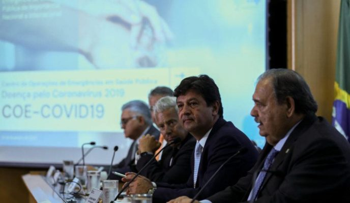 Brazil reports first confirmed coronavirus case
