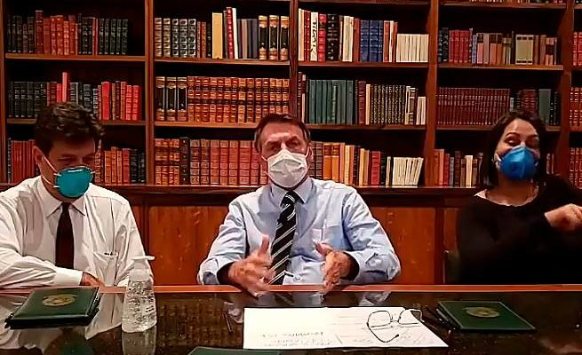 Bolsonaro tested for Covid-19 after secretary gets infected