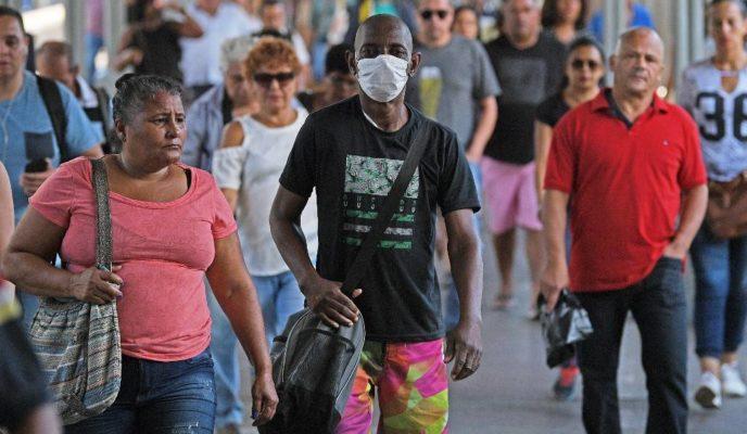 Brazil records second coronavirus death