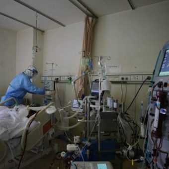 78 percent of Brazil's ICU beds are occupied: can it stand the coronavirus peak?