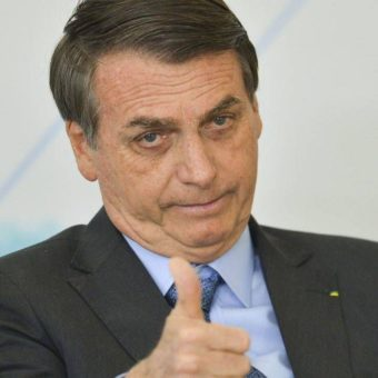 "Bolsonaro says ""democracy and freedom are above everything else"""