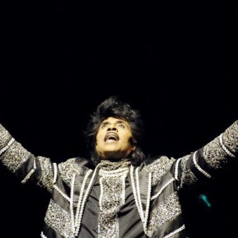 Rock 'n' roll icon Little Richard dies at 87