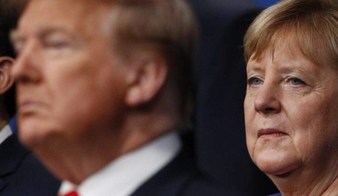 Trump calls Germany 'delinquent', and confirms withdrawal of US troops