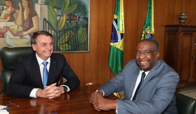 Carlos Alberto Decotelli appointed as new Education minister