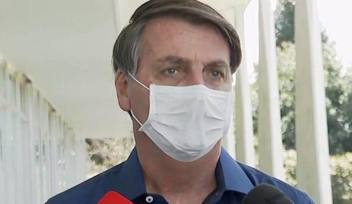 Bolsonaro tests positive for COVID-19