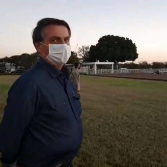 Bolsonaro tests positive for coronavirus again