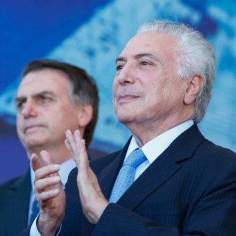 Temer invited to head Brazil's Lebanon aid mission