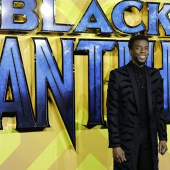 "Chadwick Boseman, ""Black Panther"" star, died at 43"