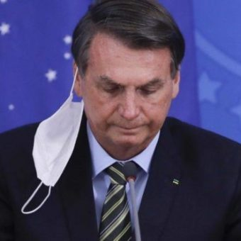 "Bolsonaro: ""Brazil is broken, there's nothing I can do"""