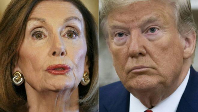 Democrats move towards Trump's second impeachment