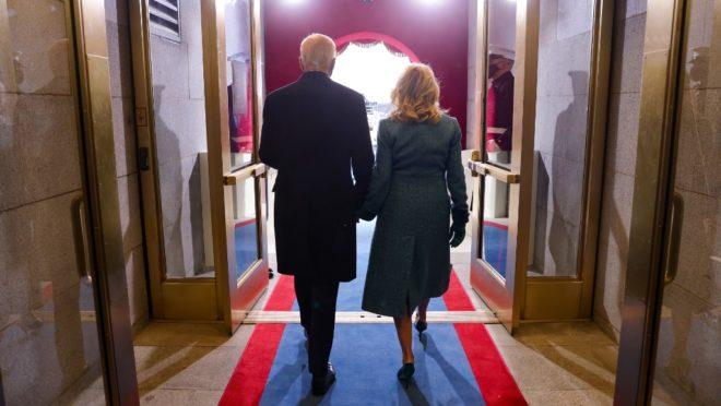 Biden officially sworn-in, signs 17 executive orders