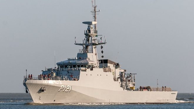 Brazilian Navy ship to take oxygen to Manaus hospitals