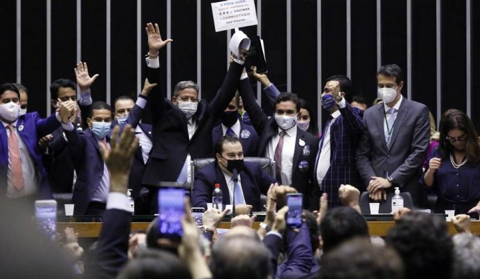 Brazilian Congress elects new Senate and Lower House presidents