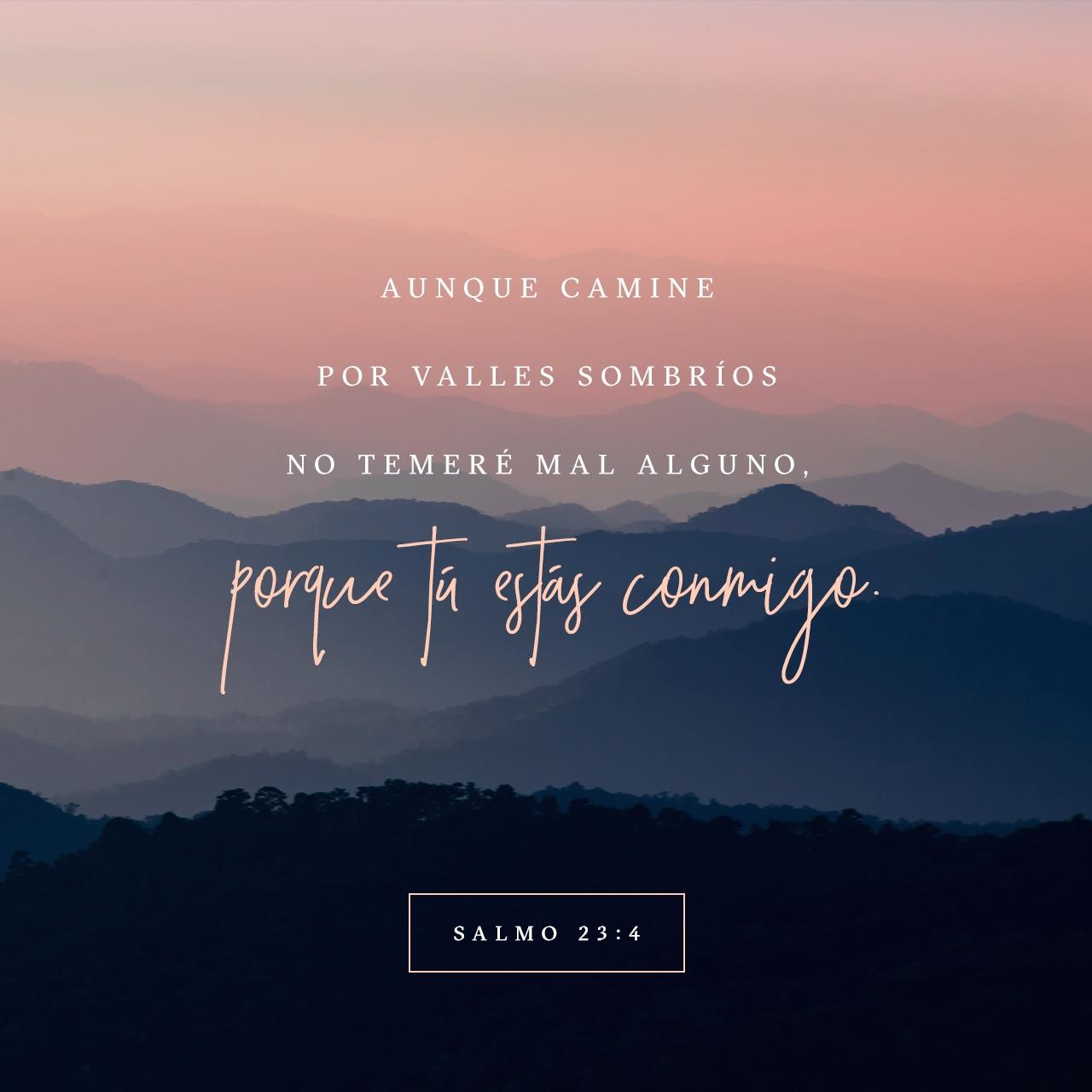 Preferência Salmos 23:1-6 RVR1960; Jehová es mi pastor; nada me faltará. En  ZU09