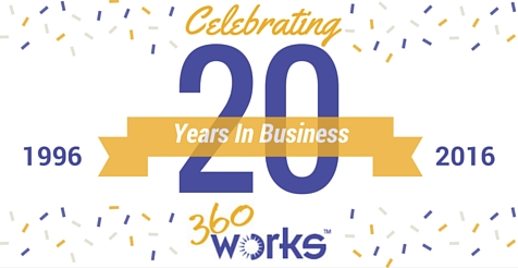 360Works 20th Anniversary