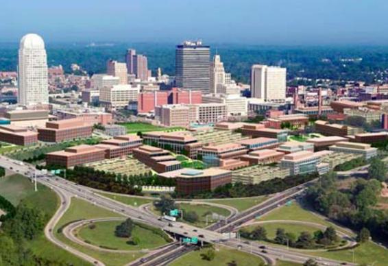 Greensboro Winson-Salem 55+ Communities