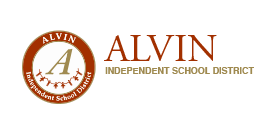 Logo for Alvin Independent School District Scholarships