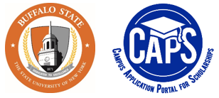 Logo for Buffalo State Scholarships