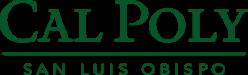 Logo for California Polytechnic State University-SLO Scholarships