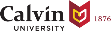 Logo for Calvin University Scholarships