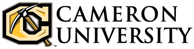 Logo for Cameron University Scholarships